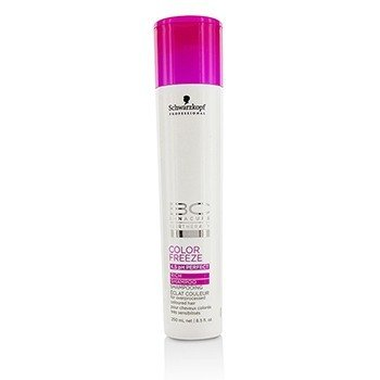 Schwarzkopf BC Color Freeze pH 4.5 Perfect Rich Shampoo (For Overprocessed Coloured Hair)  250ml/8.5oz