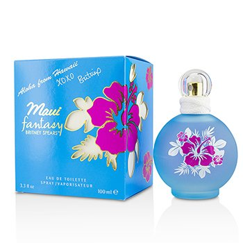 Britney Spears Maui Fantasy Eau De Toilette Spray  100ml/3.3oz