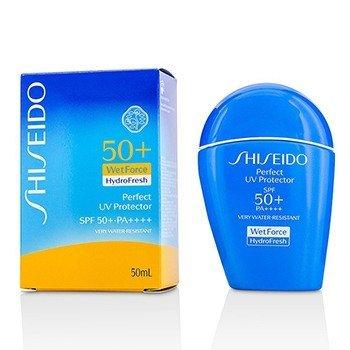 Shiseido Perfect UV Protector WetForce HydroFresh SPF 50+ PA++++  50ml/1.7oz