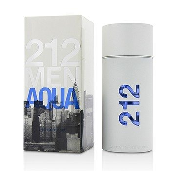 Carolina Herrera 212 Aqua Eau De Toilette Spray (Edición Limitada)  100ml/3.4oz