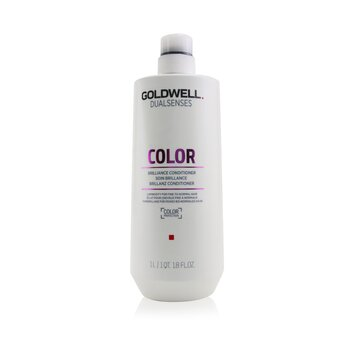 Goldwell Dual Senses Color Brilliance Acondicionador (Luminosidad Para Cabello Fino a Normal)  1000ml/33.8oz