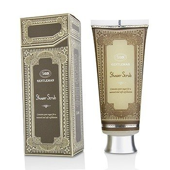 Sabon Shower Scrub - Gentleman - Scrub Tubuh  280g/9.8oz