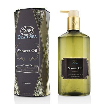 Sabon Dead Sea Shower Oil 988402  350ml/11.84oz