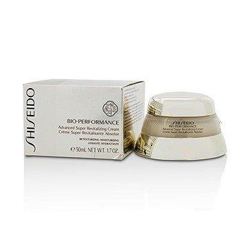 Shiseido Bio Performance Crema Súper Revitalizante Rendimiento Avanzado  50ml/1.7oz