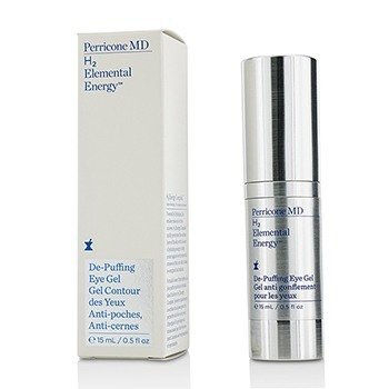 Perricone MD H2 Elemental Energy De-Puffing Eye Gel  15ml/0.5oz