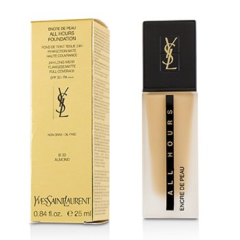 Yves Saint Laurent All Hours Base SPF 20 - # B30 Almond  25ml/0.84oz