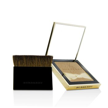 Burberry Gold Glow Polvo Perfumado Iluminante Edición Limitada - # No. 02 Gold Shimmer  10g/0.3oz