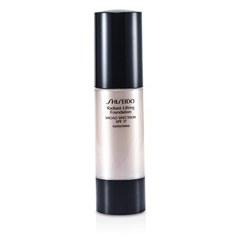 Shiseido Radiant Lifting Foundation SPF 17 - # WB60 Natural Deep Warm Beige  30ml/1.2oz