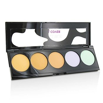 לוריאל Infaillible Total Cover Concealer Palette  10g/0.33oz