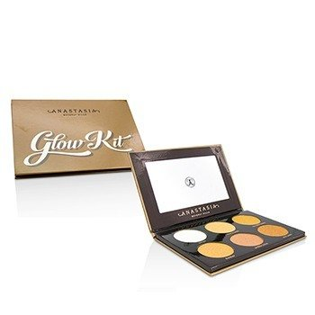 Anastasia Beverly Hills Glow Kit - Ultimate Glow  6x4.5g/0.16oz