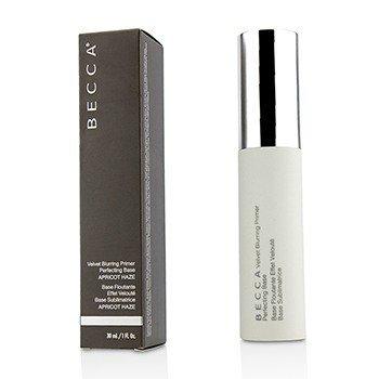 Becca Velvet Blurring Primer Perfecting Base - # Apricot  Haze  30ml/1oz