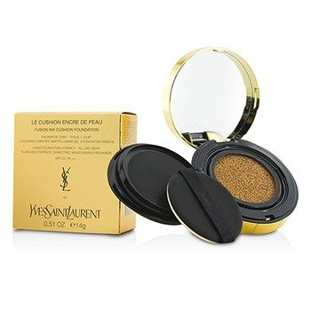 Yves Saint Laurent Le Cushion Encre De Peau Fusion Ink Cushion Foundation SPF23 - #Beige 40 (B40)  14g/0.51oz