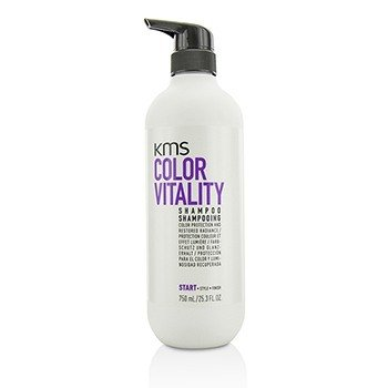 KMS California Color Vitality Shampoo (Color Protection and Restored Radiance)  750ml/25.3oz