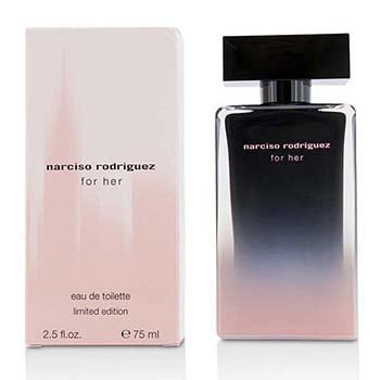 Narciso Rodriguez For Her Eau De Toilette Spray (Limited Edition)  75ml/2.5oz