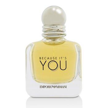 Giorgio Armani Emporio Armani Because It's You Eau De Parfum Spray  50ml/1.7oz