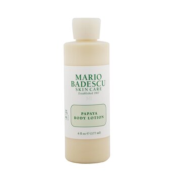 Mario Badescu Papaya Body Lotion - For All Skin Types  177ml/6oz