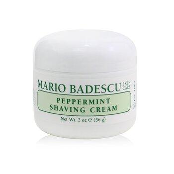 Mario Badescu Peppermint Crema de Afeitar  59ml/2oz