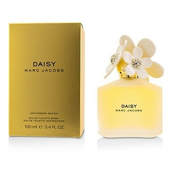 Marc Jacobs Daisy Eau De Toilette Spray (Anniversary Edition)  100ml/3.4oz