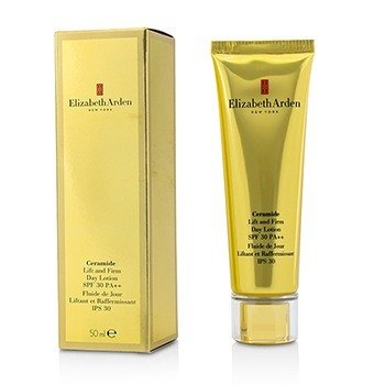 Elizabeth Arden Ceramide Lift and Firm Loción de Día SPF 30  50ml