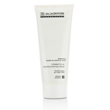 Academie Radiance Buffing Cream (For All Skin Types)  200ml/6.7oz
