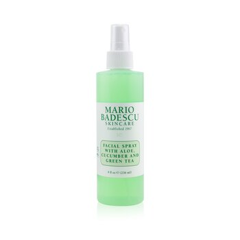 Mario Badescu Facial Spray With Aloe, Cucumber And Green Tea - For All Skin Types  236ml/8oz