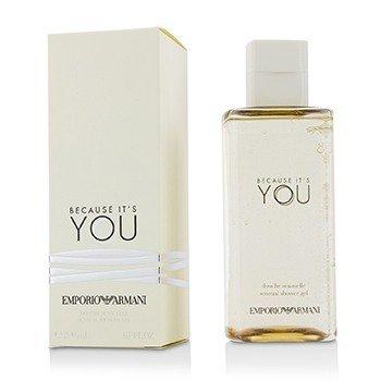 Giorgio Armani Emporio Armani Because It's You Sensual Gel de Ducha  200ml/6.7oz