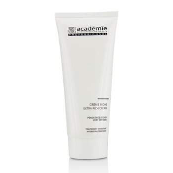 Academie 100% Hydraderm Extra Rich Cream - Salon Size  100ml/3.4oz