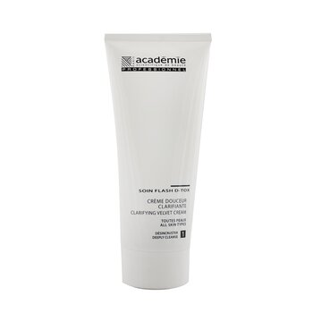 Academie Clarifying Velvet Cream (Salon Size) - For All Skin Types  200ml/6.7oz