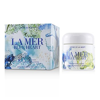 La Mer Creme De La Mer Blue Heart The Moisturizing Cream (Limited Edition)  100ml/3.4oz