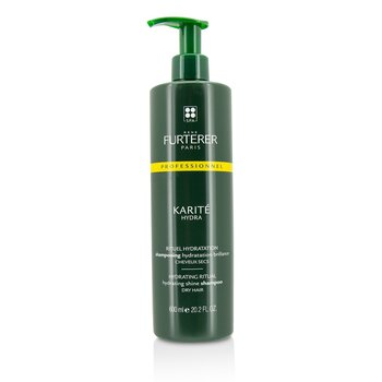 Rene Furterer Karite Hydra Hydrating Shine Shampoo (Dry Hair)  600ml/20.2oz
