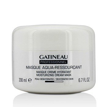 Gatineau Aquamemory Masque Aqua-Ressourcant Mascarilla de Crema Hidratante - Piel Deshidratada (Tamaño Salón)  200ml/6.7oz
