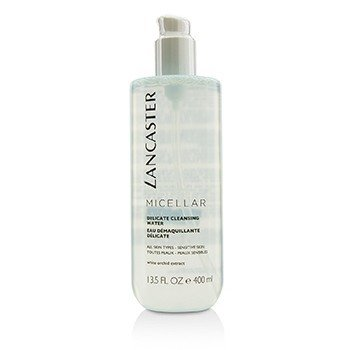 Lancaster Micellar Delicate Cleansing Water - All Skin Types, Including Sensitive Skin  400ml/13.5oz