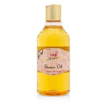 Sabon Shower Oil - Candy Blossom (Girlfriends Collection)  300ml/10.82oz
