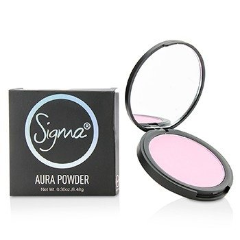 Sigma Beauty Aura Пудровые Румяна - # Lady Slipper  8.48g/0.3oz