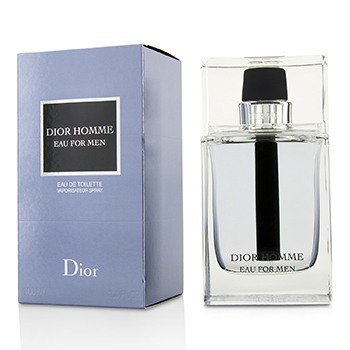כריסטיאן דיור Eau For Men Eau De Toilette Spray  100ml/3.4oz