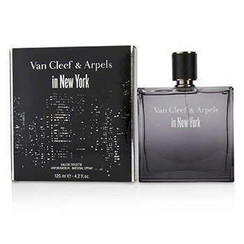 Van Cleef & Arpels In New York Eau De Toilette Spray  125ml/4.2oz