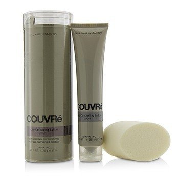 Toppik COUVRé Scalp Concealing Lotion - # Gray  37ml/1.25oz