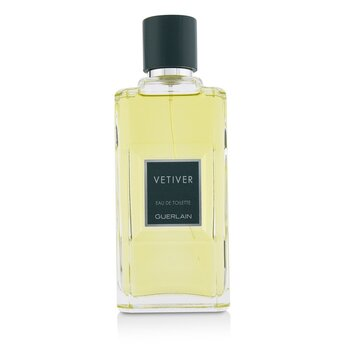 Guerlain Vetiver Eau De Toilette Spray (New Packaging)  100ml/3.3oz