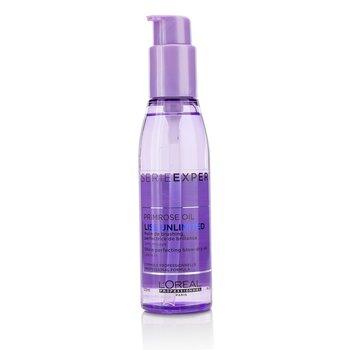 ロレアル Professionnel Serie Expert - Liss Unlimited Primrose Oil Shine Perfecting Blow-Dry Oil  125ml/4.2oz