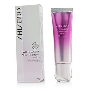 Shiseido White Lucent Iluminador de Todo el Día SPF 15 PA++++  50ml/1.6oz