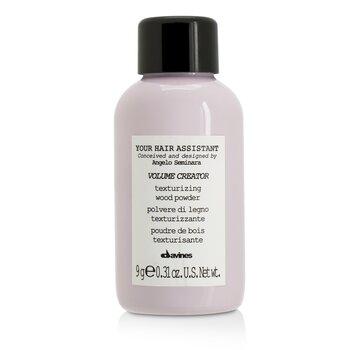 Davines Your Hair Assistant Volume Creator (Texturizing Wood Powder)  9g/0.31oz