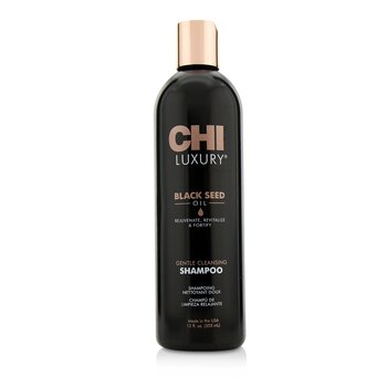 CHI Luxury Black Seed Oil Gentle Cleansing Shampoo  355ml/12oz