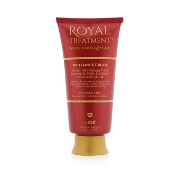 CHI Royal Treatment Brilliance Crema (Proporciona Agarre Firme, Flexible y Brillo)  177ml/6oz