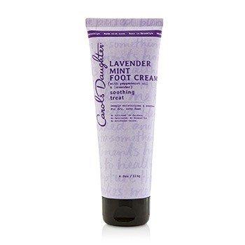 Carol's Daughter Lavender Mint Foot Cream  114g/4oz