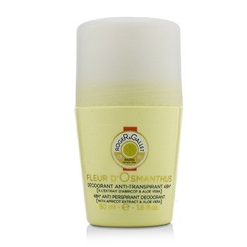Roge & Gallet Fleur d' Osmanthus 48H Desodorante en Roll On Anti Transpirante  50ml/1.6oz