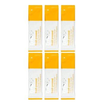 Clinique Fresh Pressed Renewing Powder Limpiador con Vitamina C Pura - Para Todo Tipo de Piel  28x0.5g/0.01oz