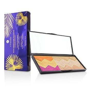 By Terry Sun Designer Palette (Bronzer / Blush / Highlighter) - # 3 Tropical Sunset  15g/0.53oz
