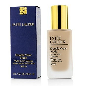 Estee Lauder Double Wear Nude Water Fresh Makeup SPF 30 - # 1C2 Petal  30ml/1oz