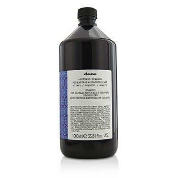 Davines Alchemic Shampoo - # Silver (For Natural & Coloured Hair)  1000ml/33.81oz