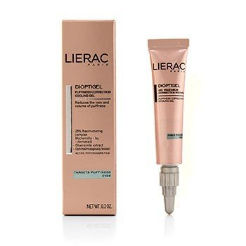 Lierac Dioptigel Puffiness Correction Cooling Gel  10ml/0.3oz